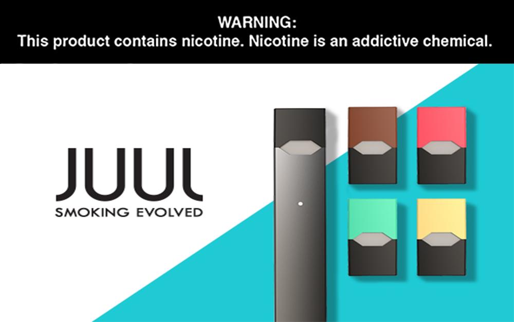 VA Smoke Shop   JUUL